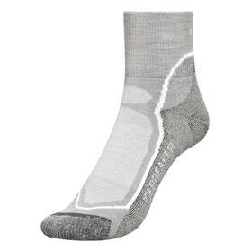 Icebreaker Hike+ Light Mini - Calcetines Hombre - gris